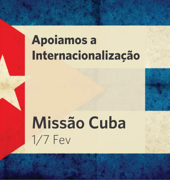 CH MARKETS em Cuba