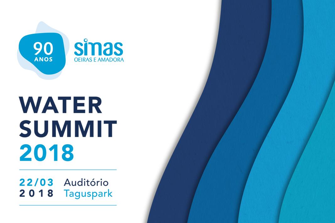 O Water Summit é já no dia 22 de Março