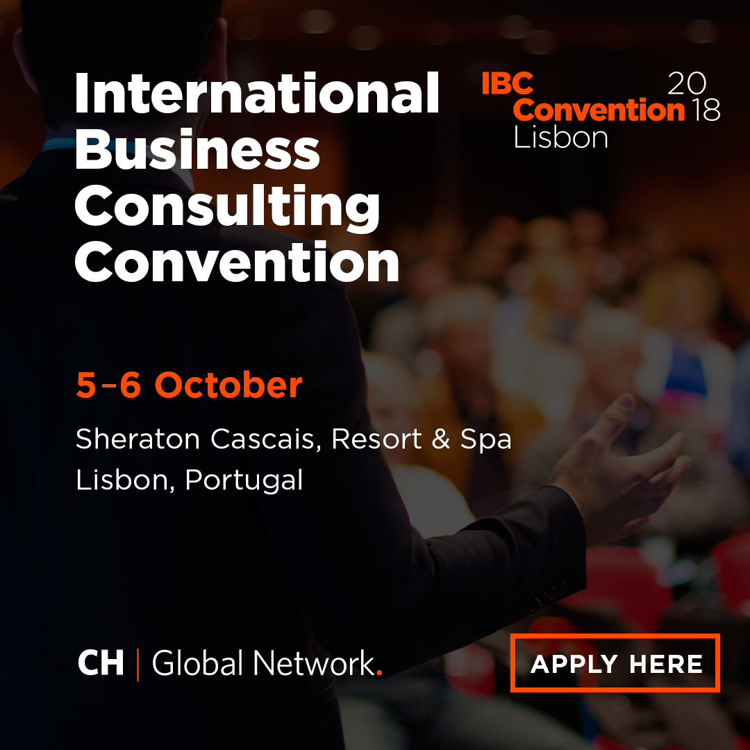 CH Global Network organiza IBCConvention