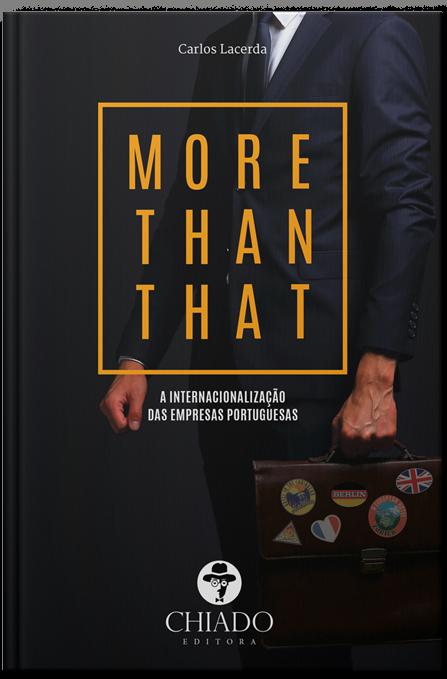 More Than That - A Internacionalização das Empresas Portuguesas