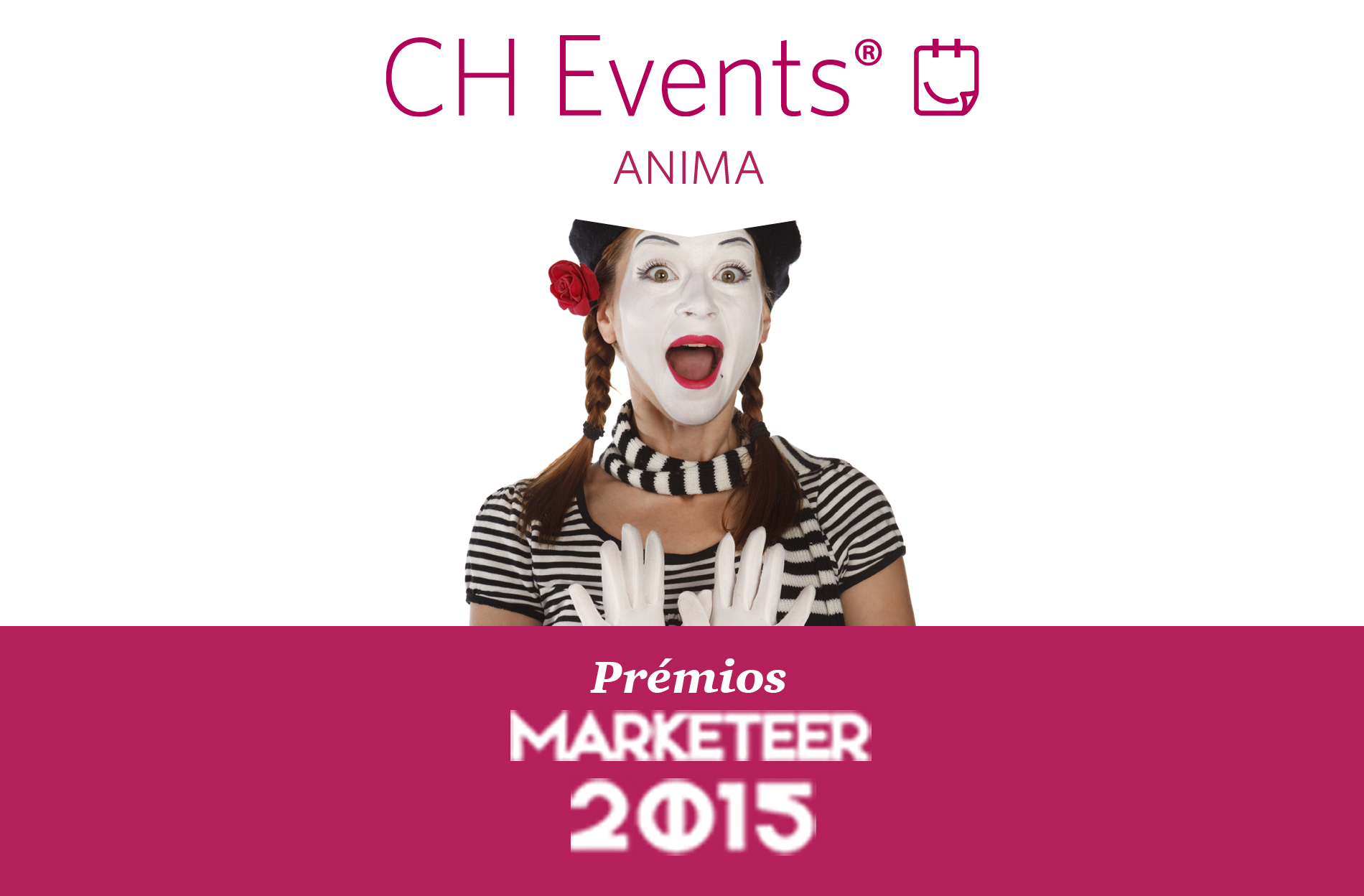 CH EVENTS anima Prémios Marketeer