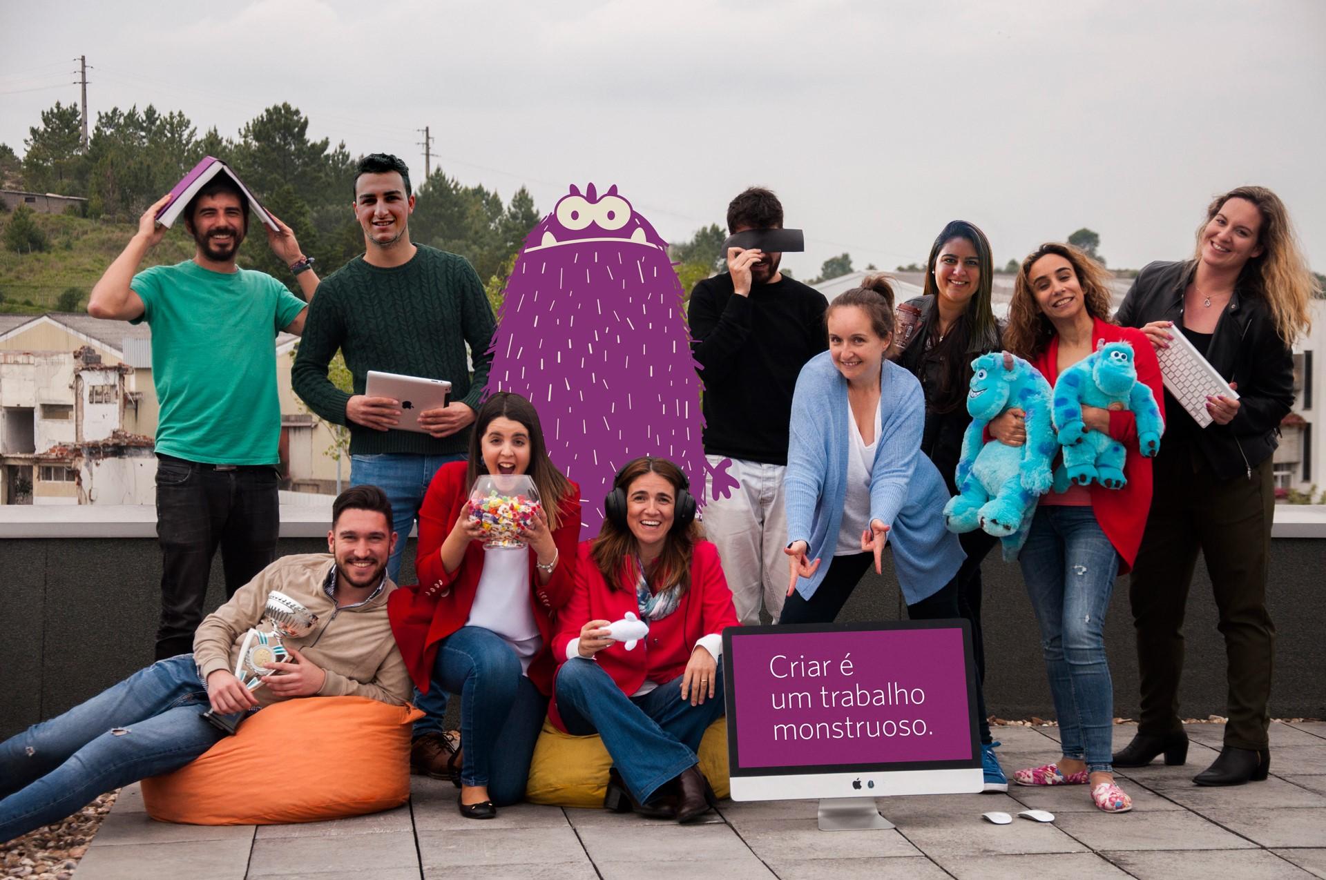 Monstros & Cia selecionada pela AICEP como Agência criativa