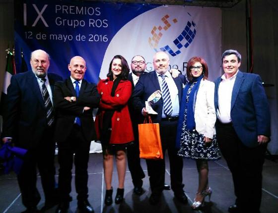 CH ganha o primeiro prémio em Espanha