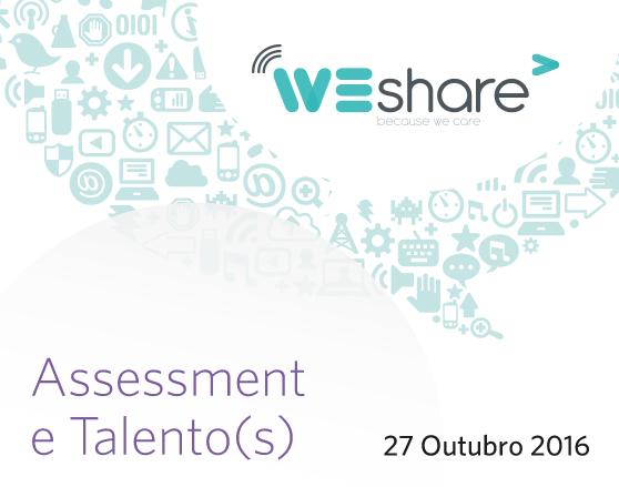 Apresentação de Assessement para Gestão de Talento