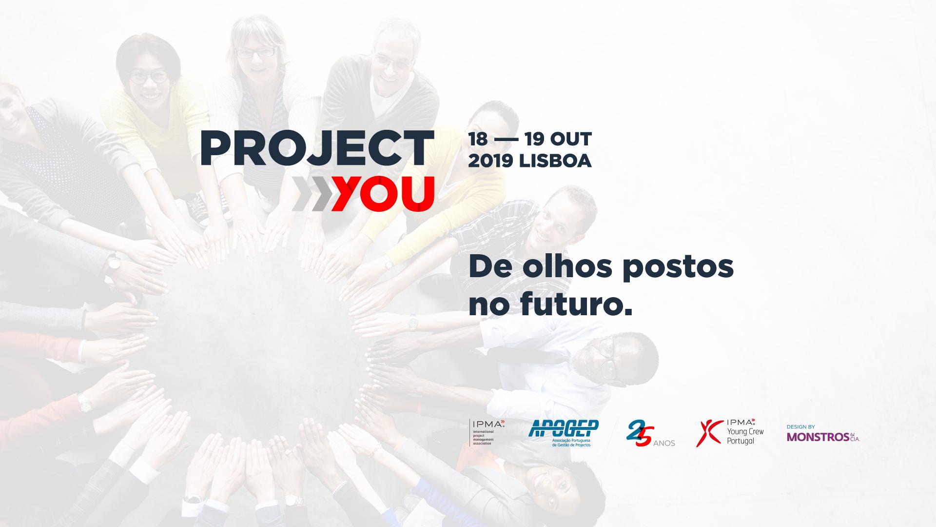CH marca presença no Project you da APOGEP