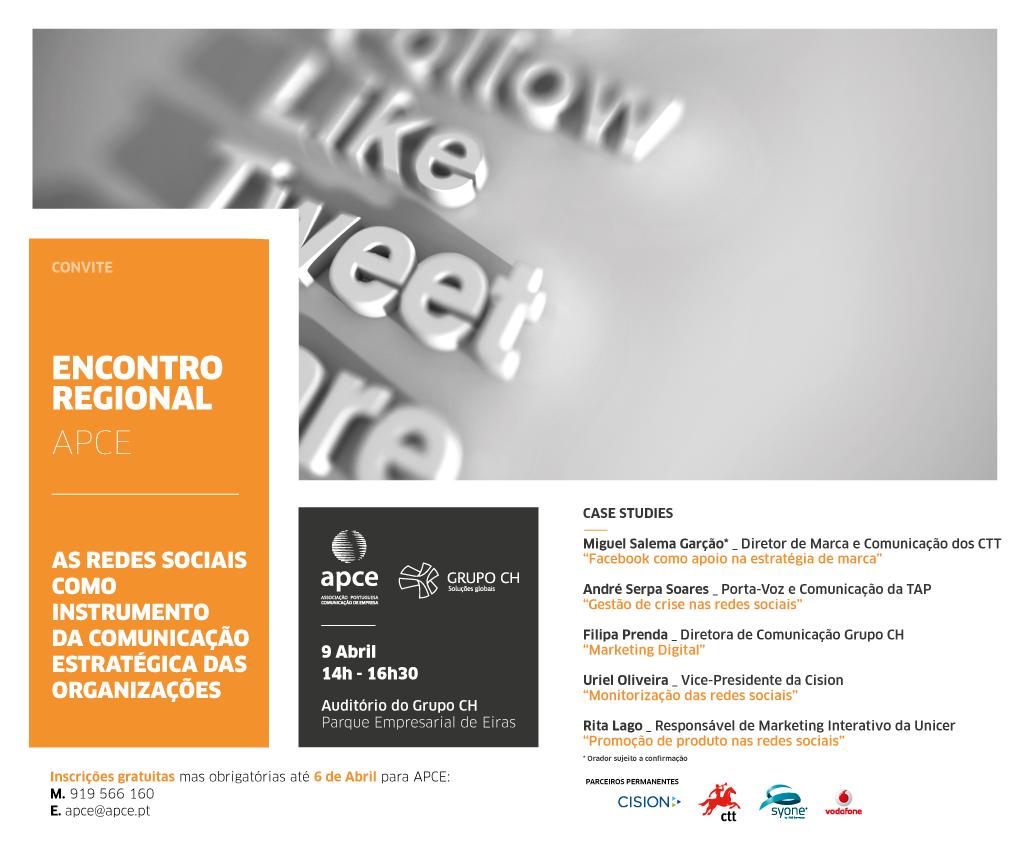 CH organiza evento sobre Redes Sociais