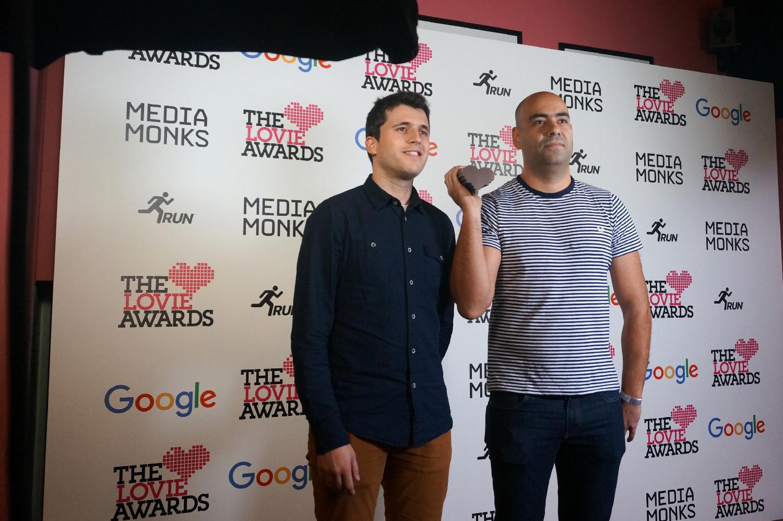 Bürocratik volta a subir ao palco dos Lovie Awards