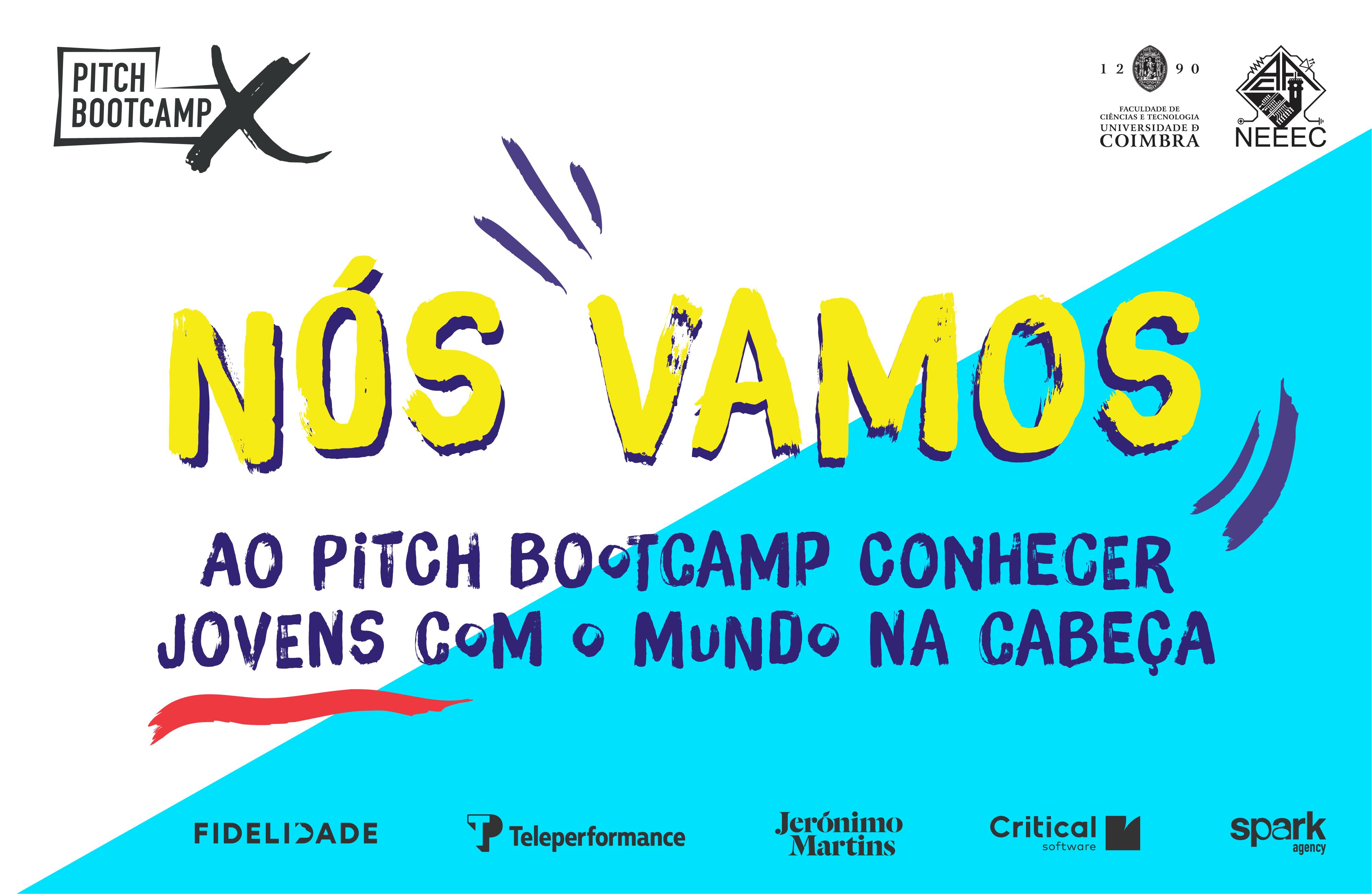 Grupo CH marca presença no Pitch Bootcamp