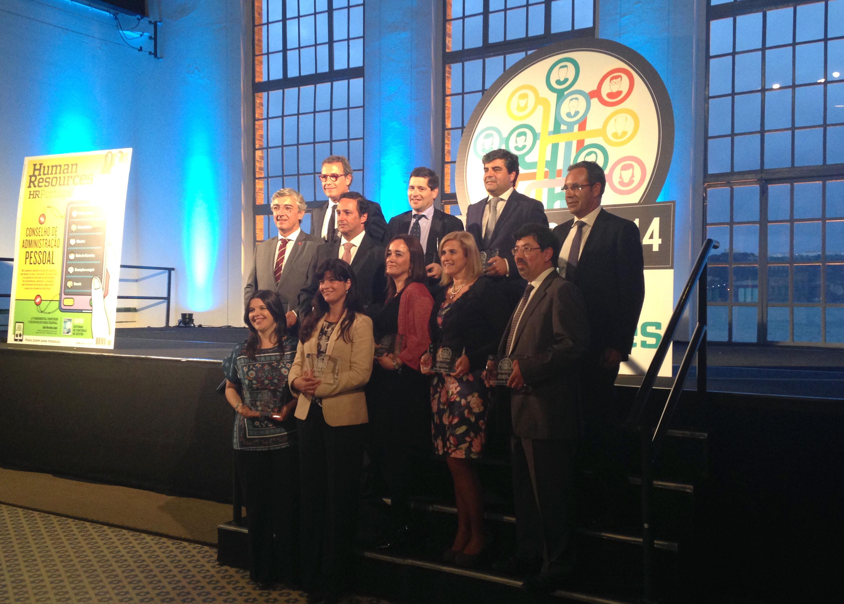 Grupo CH ganha Prémio HR 2014