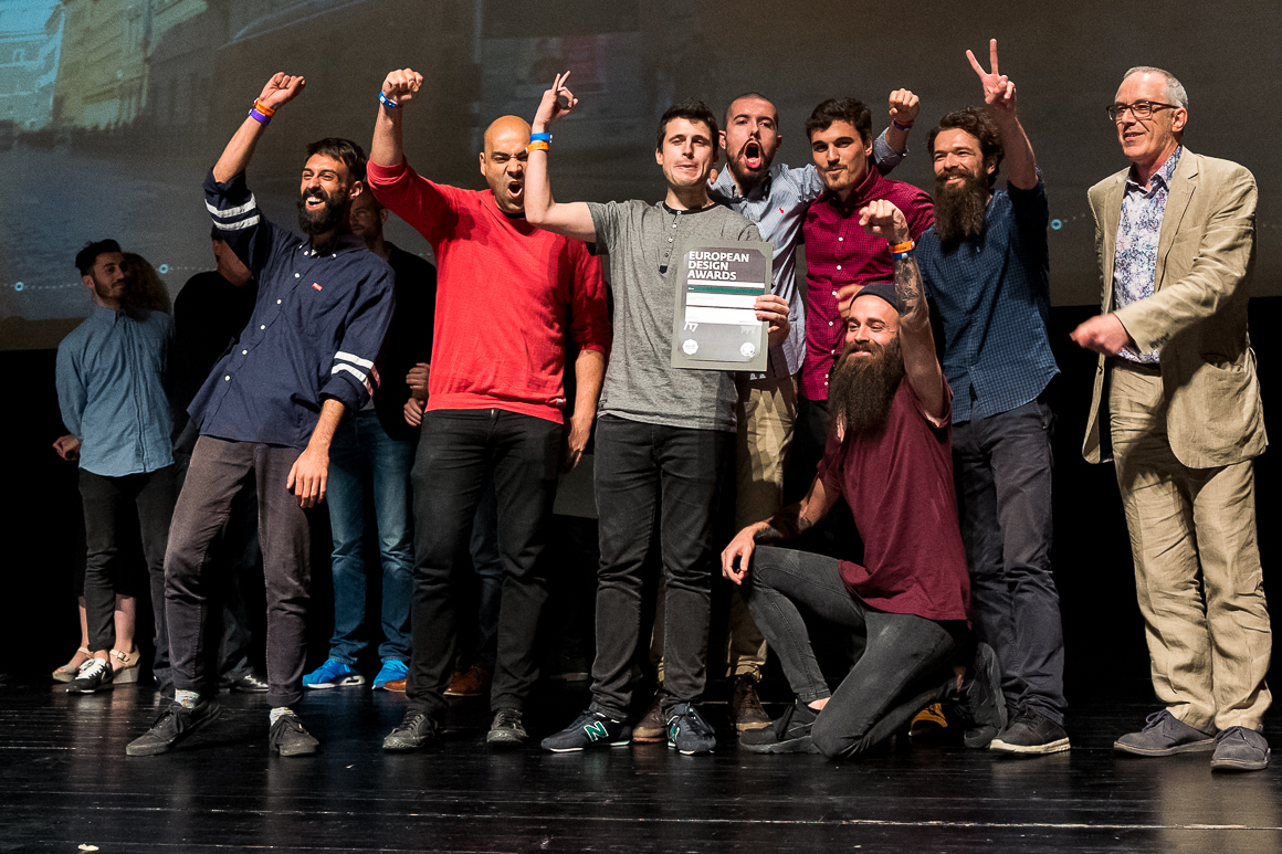 Büro conquistou no 11º European Design Awards