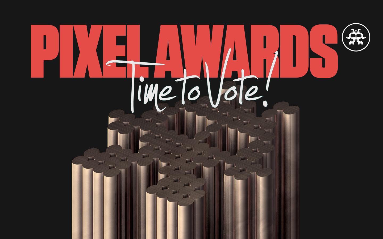 Büro é finalista nos Pixel Awards 2014