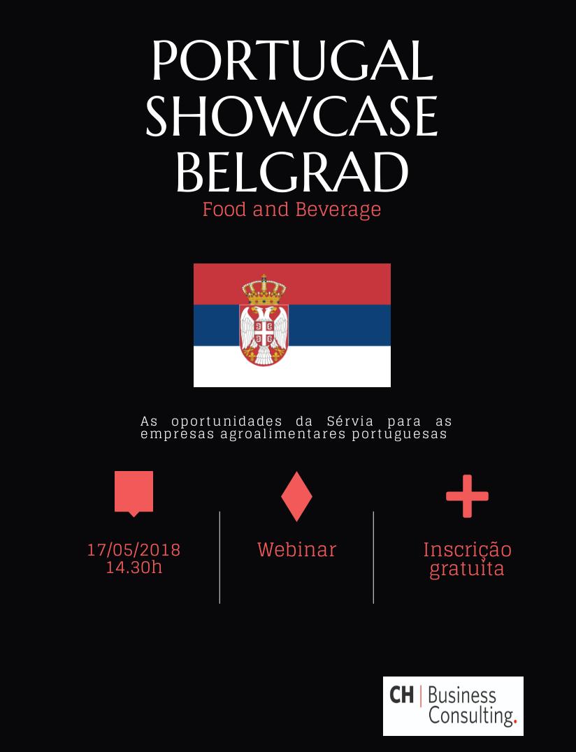 Webinar Portugal Showcase Belgrad: Food and Beverage