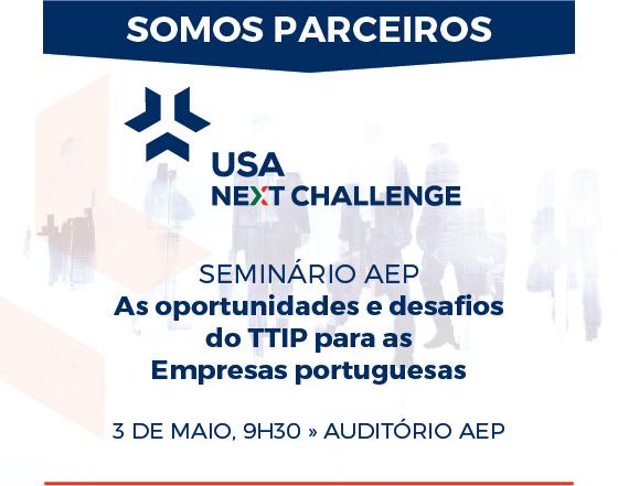 AEP promove seminário sobre oportunidades para as empresas portuguesas