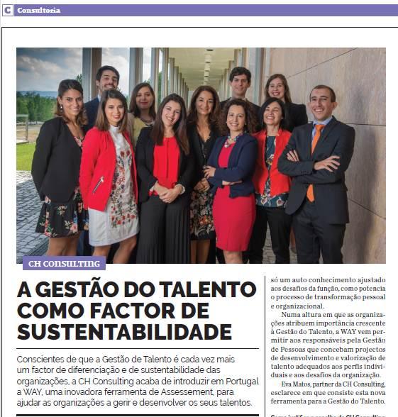 Somos notícia na Human Resources Portugal