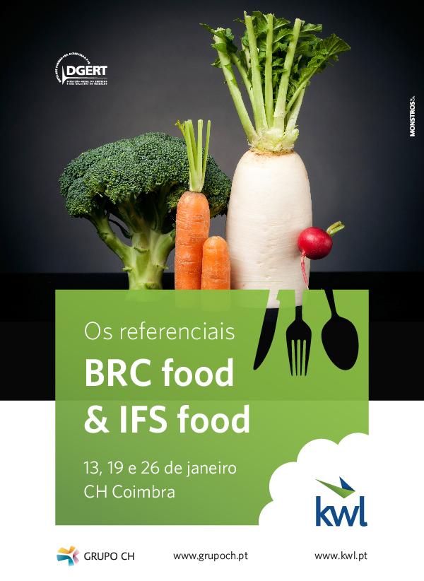 KWL promove formação nos Referenciais IFS e BRC Food
