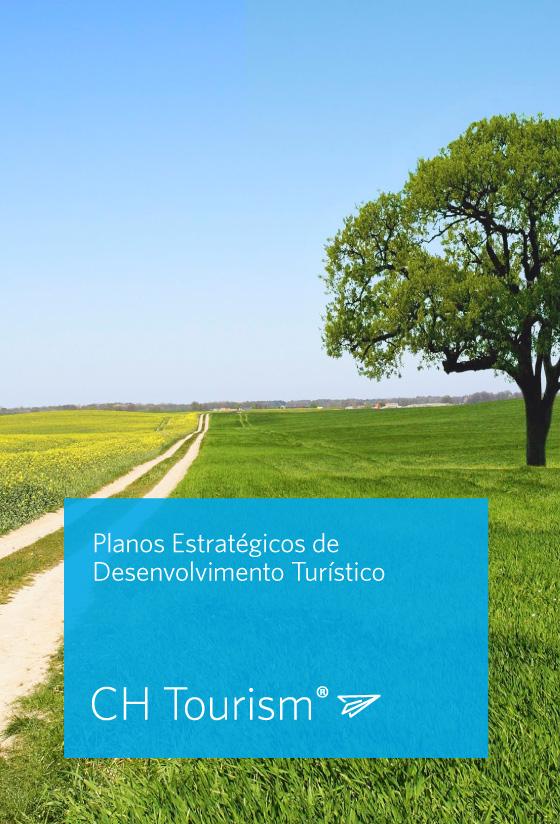 Planos Estratégicos de Desenvolvimento Turístico