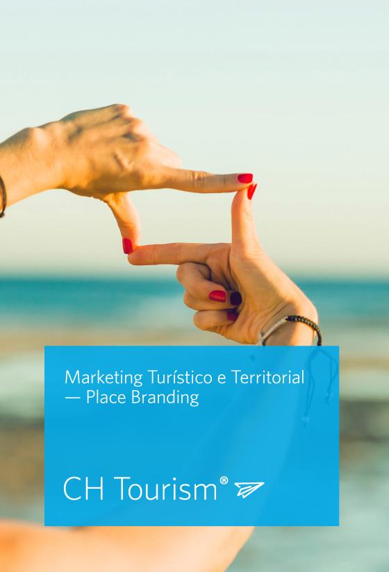 Marketing Turístico e Territorial — Place Branding