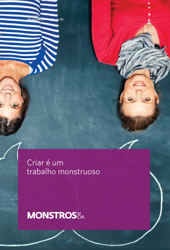 Brochura Monstros & CIA