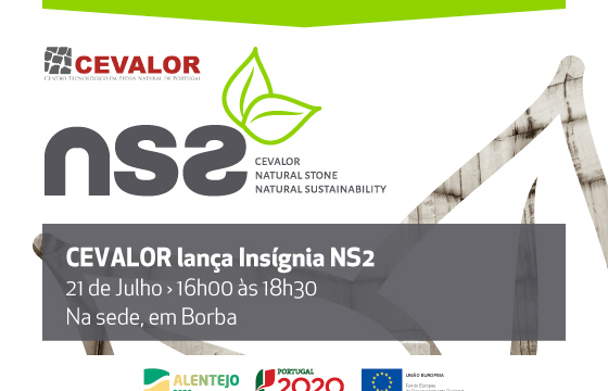 "Cevalor lança insígnia ""NS2 – Natural Stone, Natural Sustainability"""