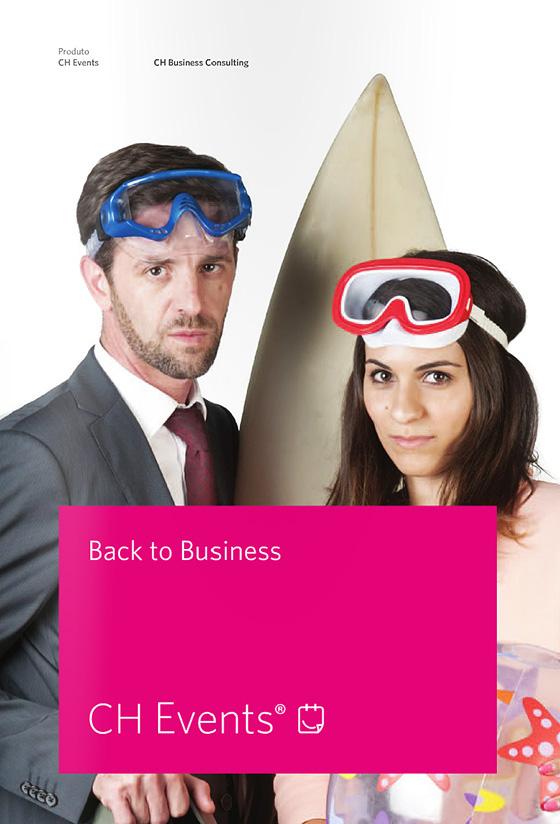 Back to Business: eventos felizes no regresso ao trabalho
