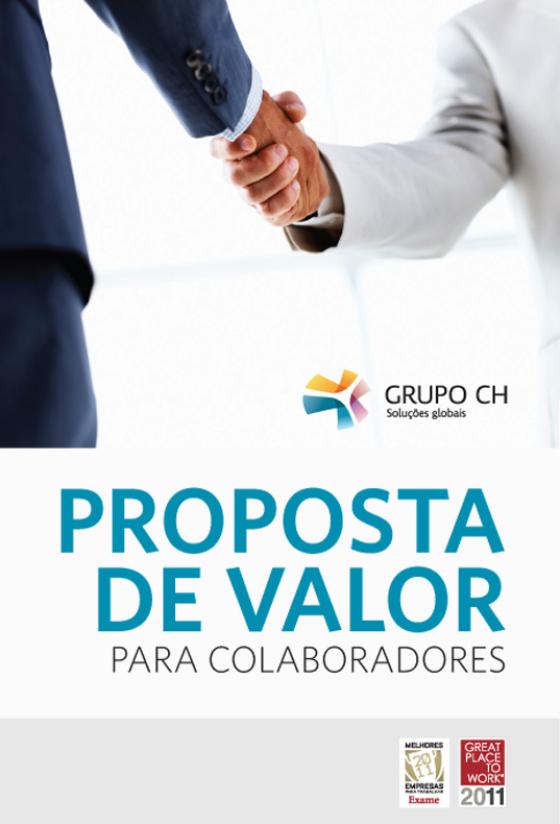Proposta de valor para colaboradores