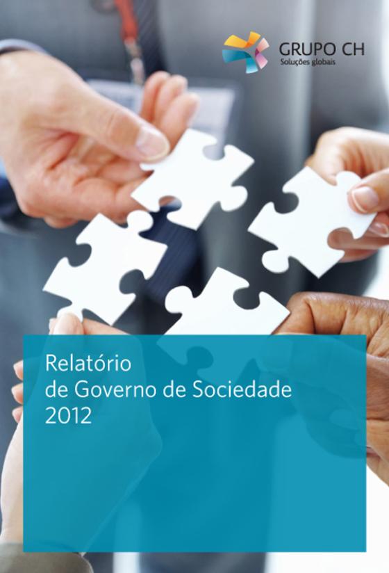 Relatório de Governo de Sociedade 2012