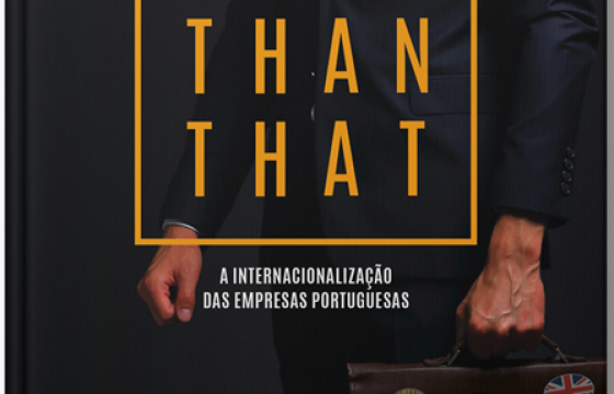 "Carlos Lacerda lança ""MORE THAN THAT"""