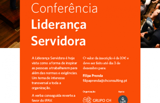CH organizes Conference on Servant Leadership