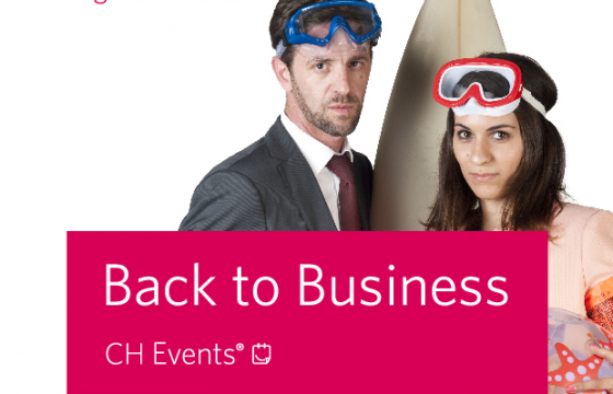 Back to Business: Happy events in the return to work