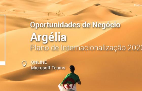 Oportunidades de Negócio na Argélia