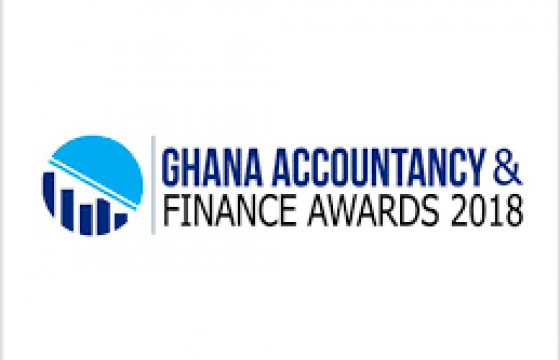 CH GANA na short list do Ghana Accountancy & Finance Awards 2018