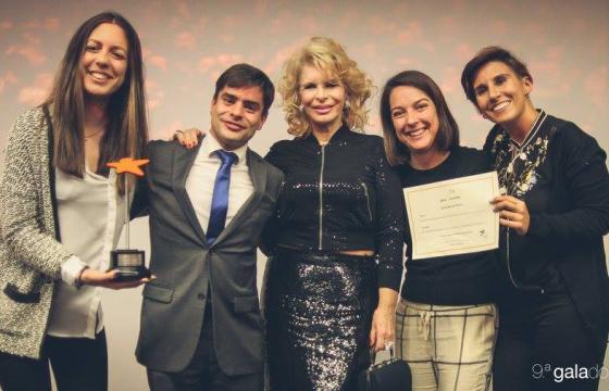 Events saiu vencedora da IX edição dos Prémios dos Eventos