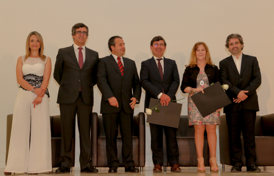 António Henriques homenageado pelo IPC