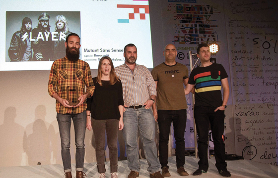Bürocratik wins four CCP 2015 Awards
